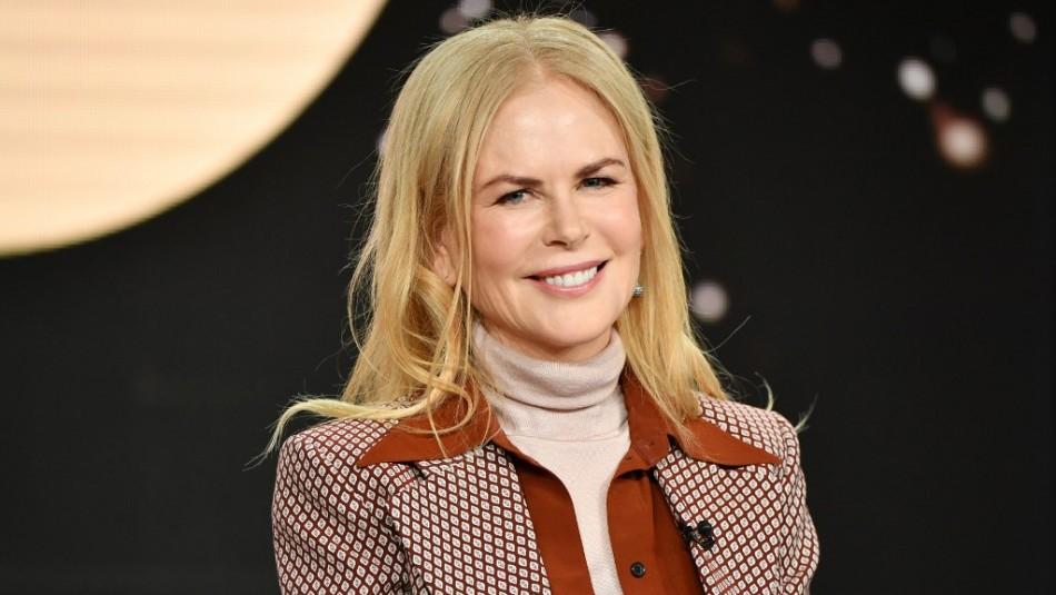 Nicole Kidman publica una peculiar foto para celebrar el cumpleaños número 12 de su hija