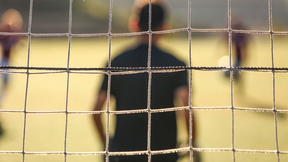 7 adultos y 5 menores detenidos por jugar partido de baby fútbol