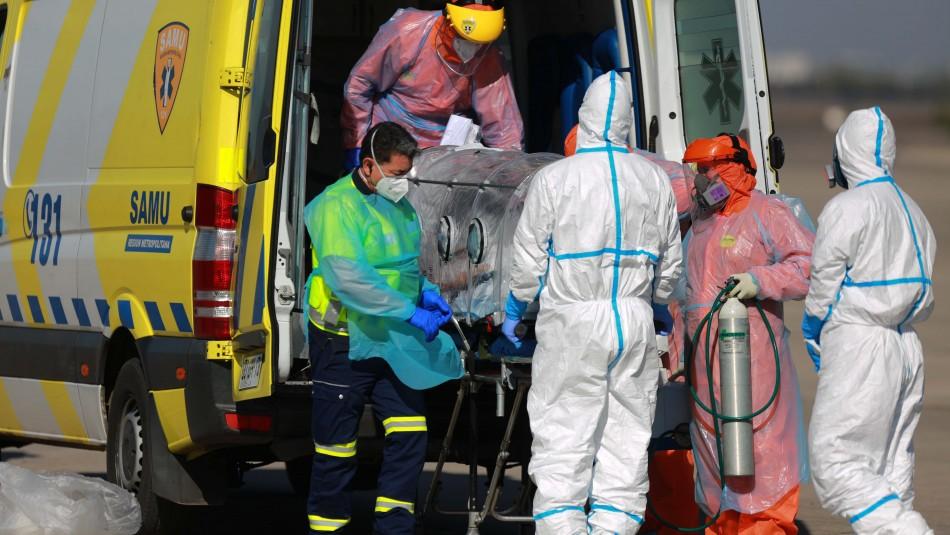 Balance: Chile traspasa la barrera de los 300 mil contagios de coronavirus