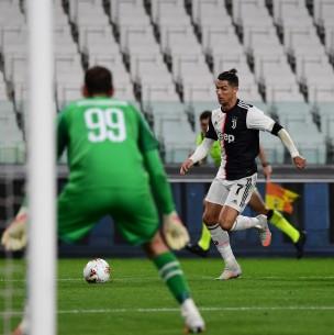 Sigue el partido de la Juventus de Cristiano Ronaldo que busca dar otro paso al título en el clásico ante AC Milán