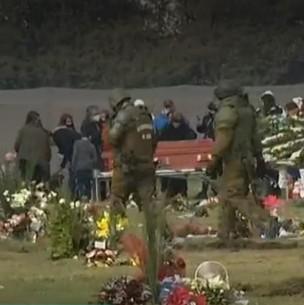 Resguardado funeral de joven que murió tras violenta riña en Maipú terminó con 6 detenidos