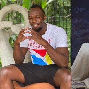 A dos meses de su nacimiento: Usain Bolt presentó a su primera hija y reveló su curioso nombre