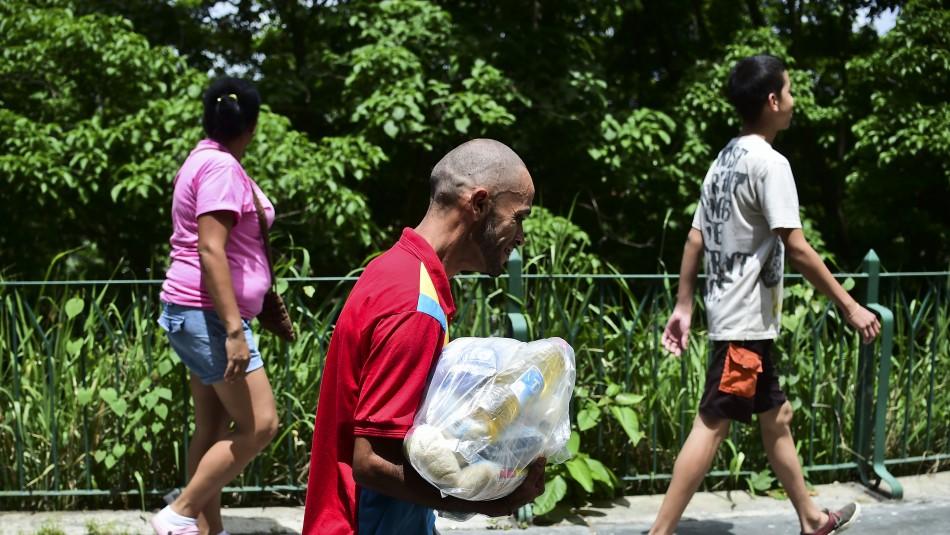 Pobreza en Venezuela llega a niveles de África: 4 de cada 5 personas no puede cubrir la canasta alimentaria