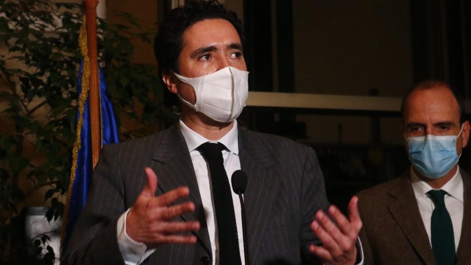Ministro Briones por aprobación de retiro de fondos de AFP: