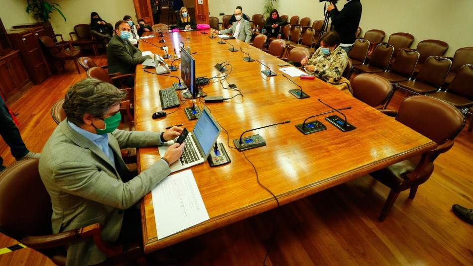 Retiro de fondos AFP: Comisión de Constitución despacha proyecto a Sala de la Cámara