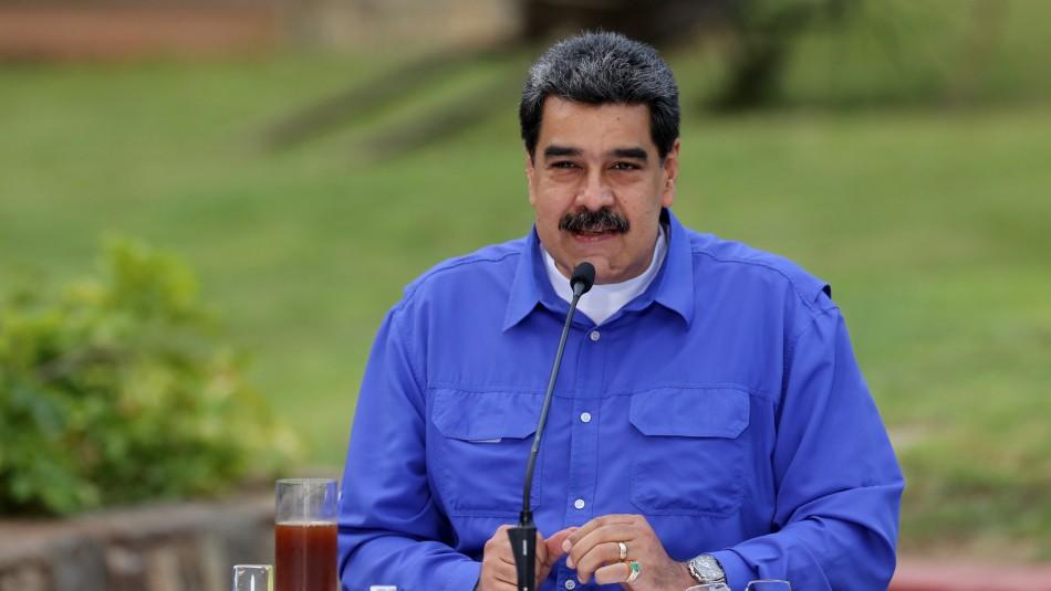 Maduro contra todos: Dice que Bolsonaro está