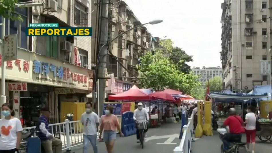 Chilenos en Wuhan: El lugar donde partió la pandemia de coronavirus