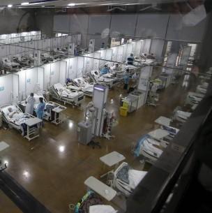 Gobierno por contrato con Espacio Riesco: