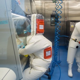 Laboratorio chino acusado de liberar el coronavirus: