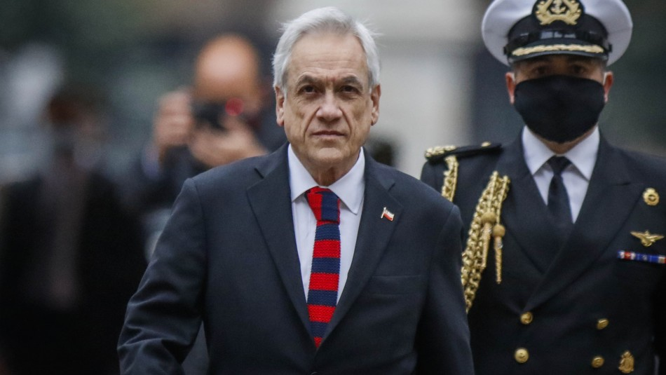 Presidente Piñera hace llamado a la unidad y a