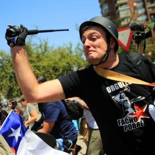 Este viernes formalizan a Sebastián Izquierdo por agresiones y amenazas contra manifestantes