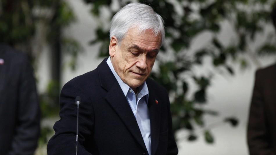Fin al populismo y un nuevo trato: El llamado de Piñera en reunión de Gabinete