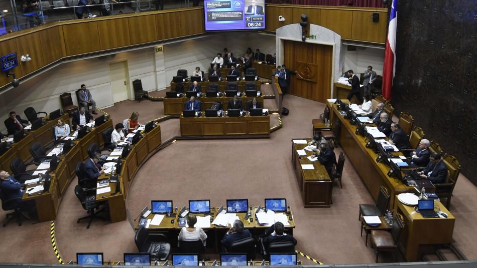 Retiro de fondos AFP: Los 24 senadores de oposición comprometen voto a favor del proyecto