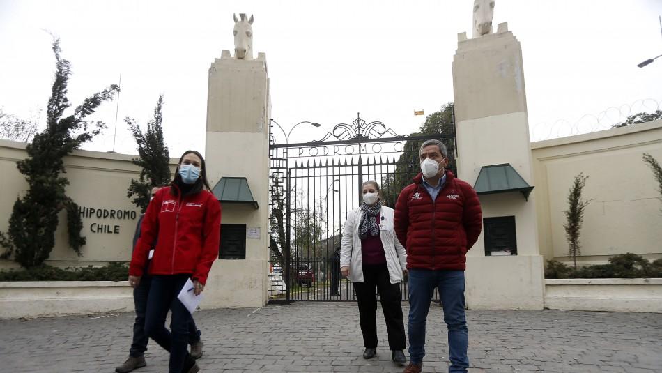 Brote de coronavirus en Hipódromo Chile afecta a al menos 18 trabajadores
