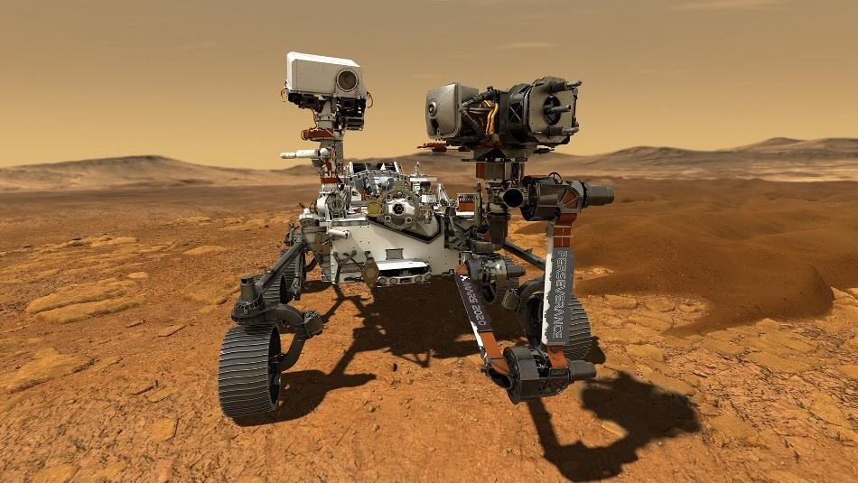 Tres misiones de exploración viajan a Marte en busca de señales de una vida pasada