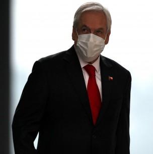 Cadem: Aprobación de Piñera retrocede 10 puntos en menos de dos semanas y llega a 17%