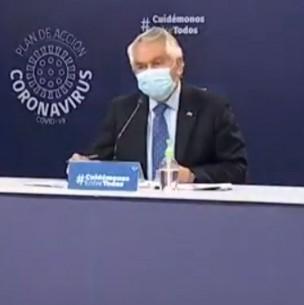 Minsal reporta menos de 100 fallecidos por coronavirus: