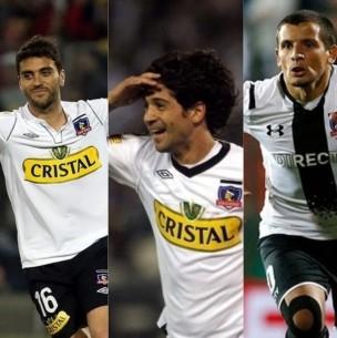¿Te acuerdas de Mauro Olivi, Lucas Wilchez o Nelson Cabrera?: 10 jugadores que pasaron un día por Colo Colo