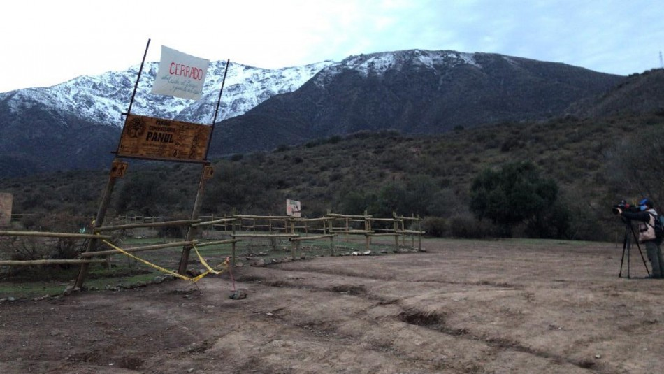 Buscan a joven desaparecido hace cinco días en el cerro Panul