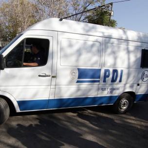 Encuentran cuerpo de una mujer al interior de un contenedor de basura en Puente Alto