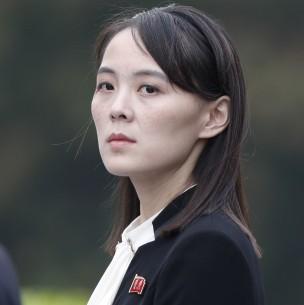 Hermana de Kim Jong Un descarta reunirse con EEUU: