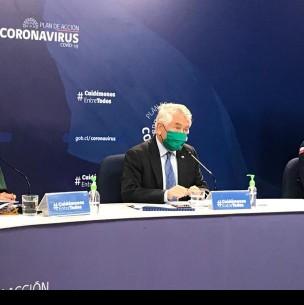Covid-19 en Chile: Autoridades entregan balance oficial del viernes 10 de julio 2020