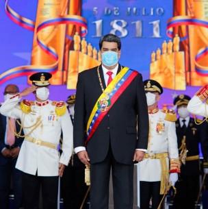 Maduro renueva altos mandos de las FFAA y ratifica al ministro de Defensa