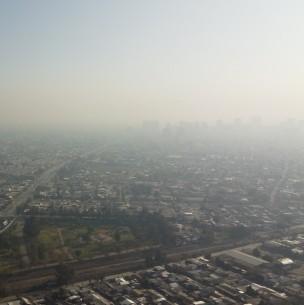 Decretan alerta ambiental para este sábado en la Región Metropolitana