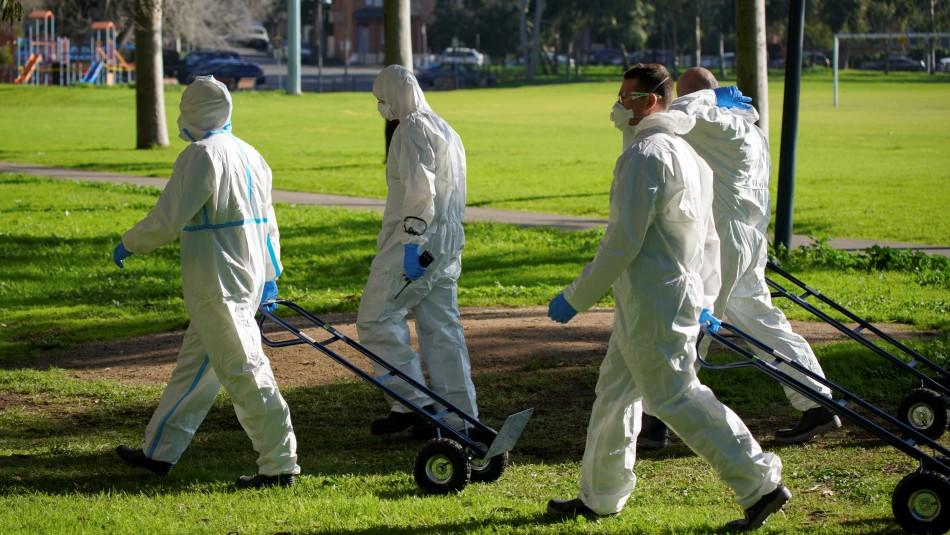 Rebrotes de coronavirus: Los chilenos que viven la