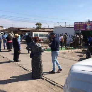 Detienen a pastor por realizar culto religioso para 50 personas en Arica