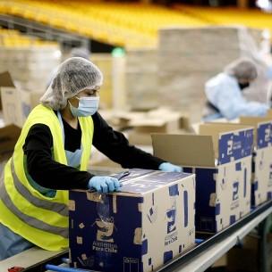 Toallas higiénicas y preservativos: Los productos que también incluye la segunda entrega de cajas de alimentos