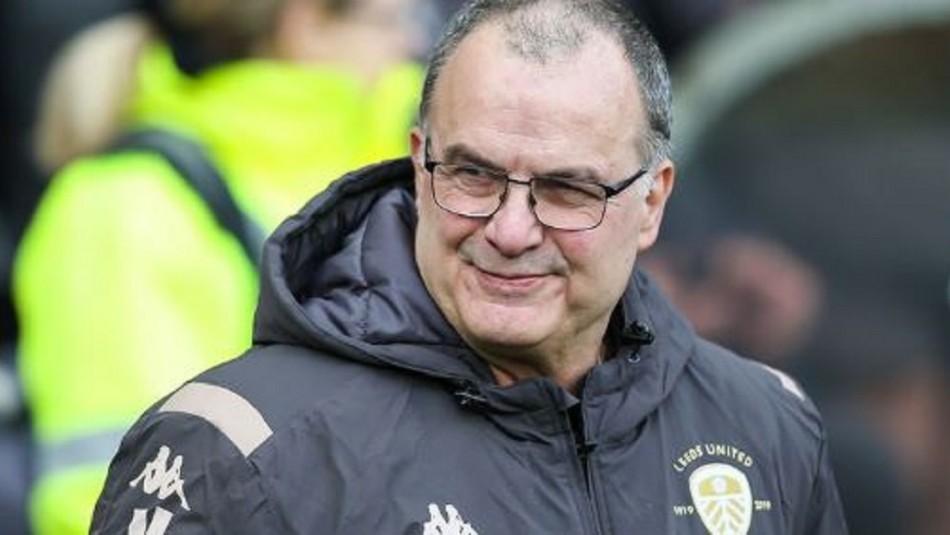 Bielsa se acerca a la Premier League: Leeds gana en la agonía y sigue primero a tres fechas del final