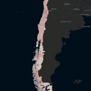 Sistema georeferencial del Gobierno por coronavirus: Ministro de Bienes Nacionales explica cómo funciona