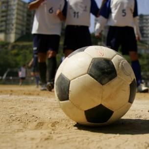 Carabineros detuvo a 7 personas por jugar fútbol en plena pandemia de coronavirus