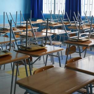Las comunas que han suspendido clases en los colegios esta semana