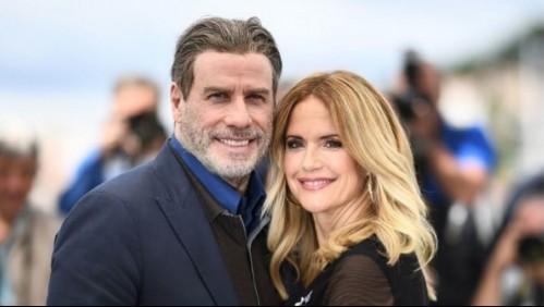 Fallece Kelly Preston, esposa de John Travolta, tras años de lucha contra cáncer mamario