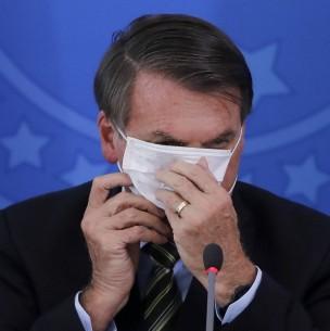 Bolsonaro tras una semana de cuarentena: