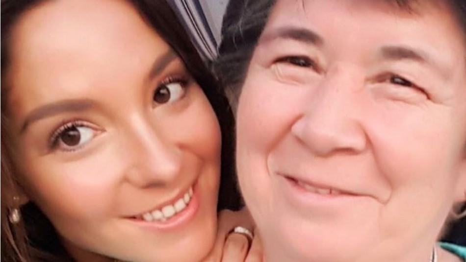 Kel Calderón y las críticas por pasar la cuarentena con su nana: