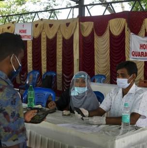 Rebrote de coronavirus: India ordena el reconfinamiento de más de 130 millones de personas