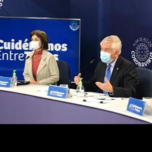 Covid-19 en Chile: Autoridades entregan balance oficial del martes 14 de julio 2020