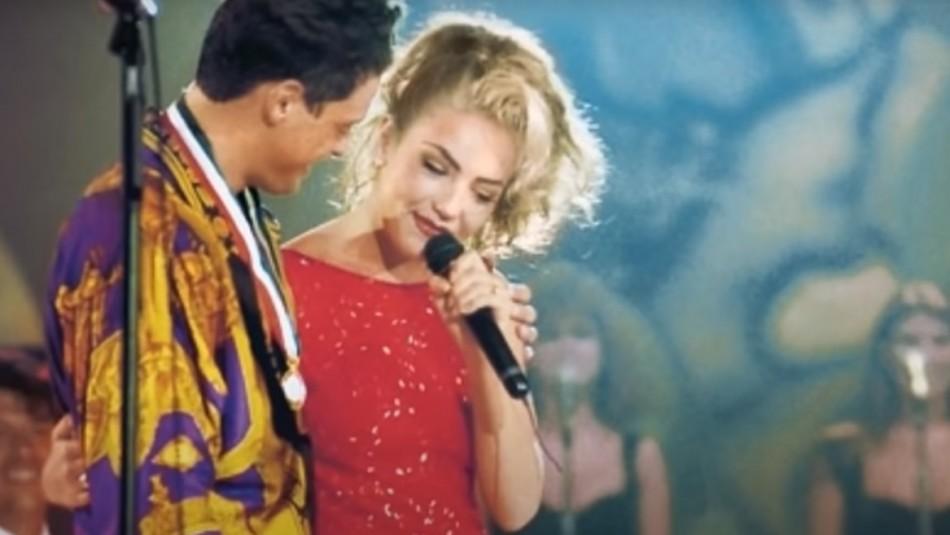 El coqueteo entre Luis Miguel y Thalía que terminó con un dudoso beso