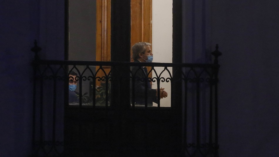 Presidente Piñera se reúne con comité político tras aprobación del retiro de fondos AFP
