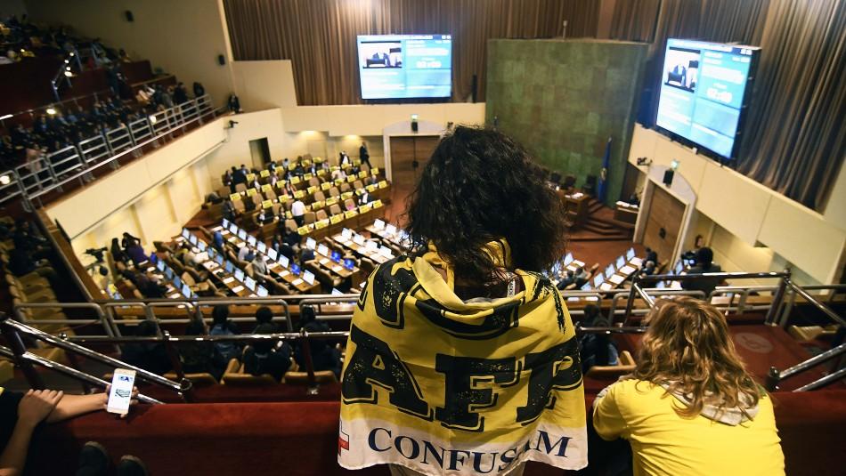 Decisiva votación sobre retiro de fondos de la AFP.