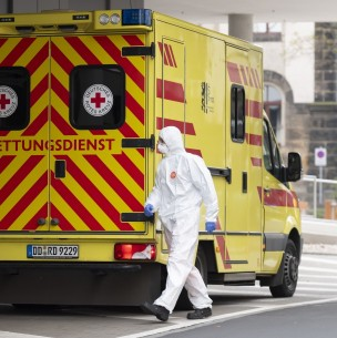 Alemania reforzará medidas de confinamiento frente a riesgo de segunda ola de coronavirus