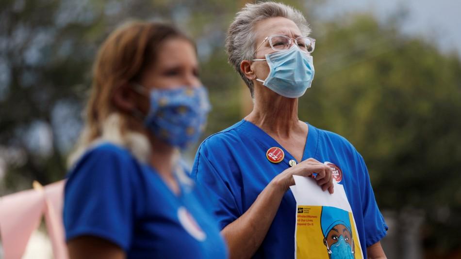 Estados Unidos: Récord de personas fallecidas por coronavirus en estado de Florida