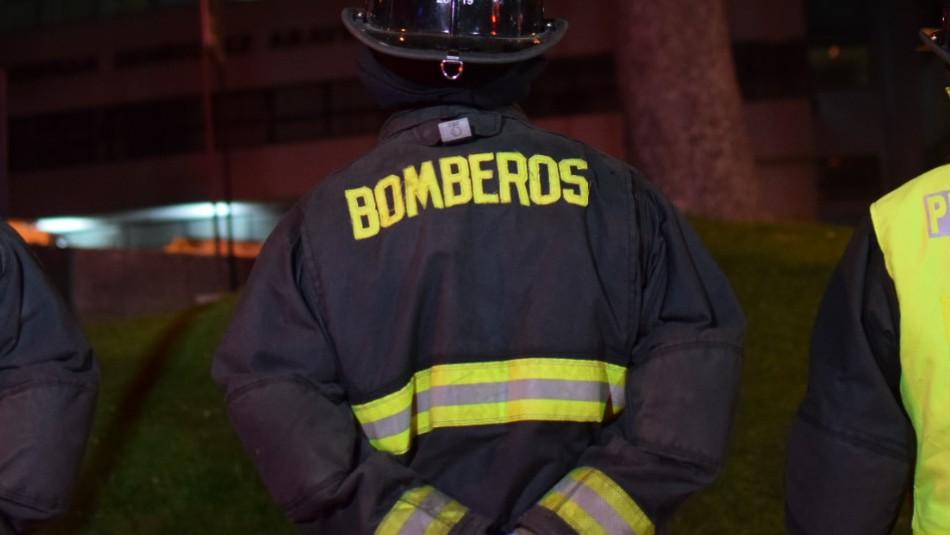 Compañía de Bomberos de San Bernardo analiza cerrar cuartel debido a constantes robos
