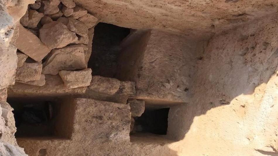 Descubren dos momias bañadas en oro que podrían permitir dar con la ubicación de Cleopatra
