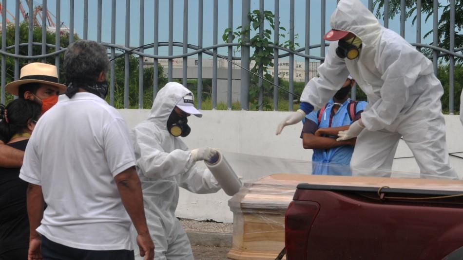 Guayaquil y sus errores en la entrega de cuerpos por coronavirus: