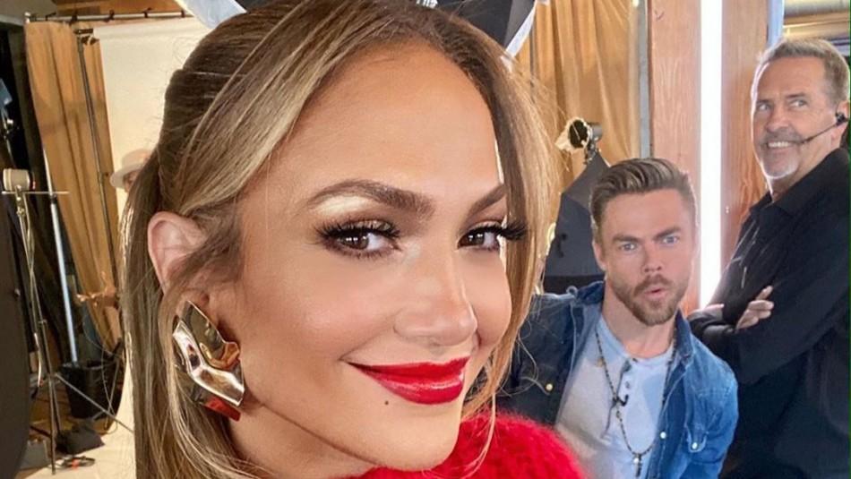 Jennifer Lopez estrena nuevo peinado inspirado en la