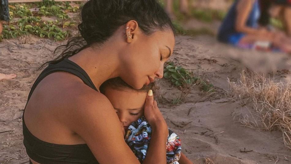 Expareja de Naya Rivera tomará la custodia total del hijo que tuvo con la actriz